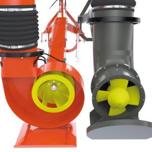 Pompa mobile per irrigazione